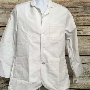 Landau Men's NWT 38 Lab Coat Smock Medical NEW F5